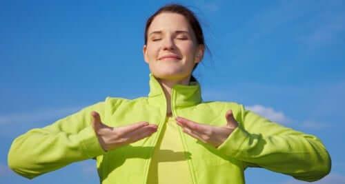 Чтобы избавиться от насморка следите за дыханием
