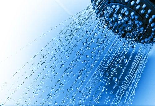 Вечерний душ отлично расслабляет