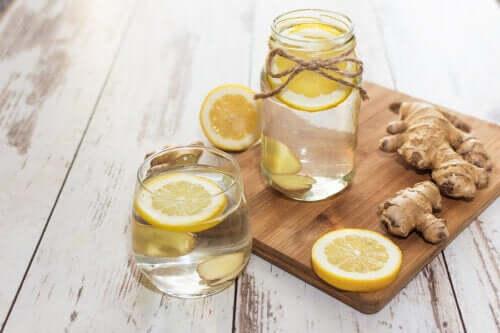Этот напиток из имбиря поможет, если у вас мигрень или проблемы с пищеварением