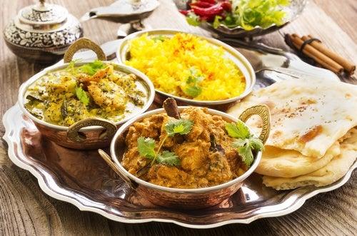 Индийская кухня и аюрведа