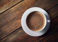 Кофе и ваниль