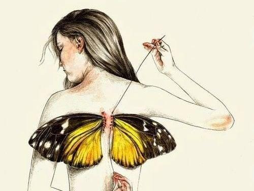 Как снова обрести крылья и научиться летать, если все вокруг против нас