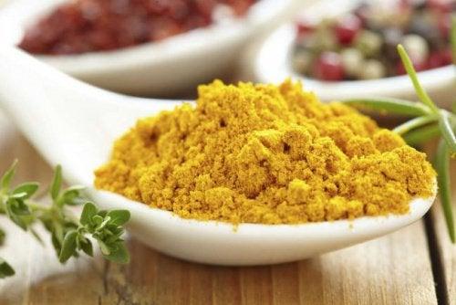 Индийская кухня и куркума
