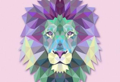 Лев и поражение