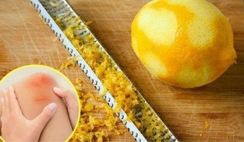 Как лимонная цедра поможет снять боль в суставах?