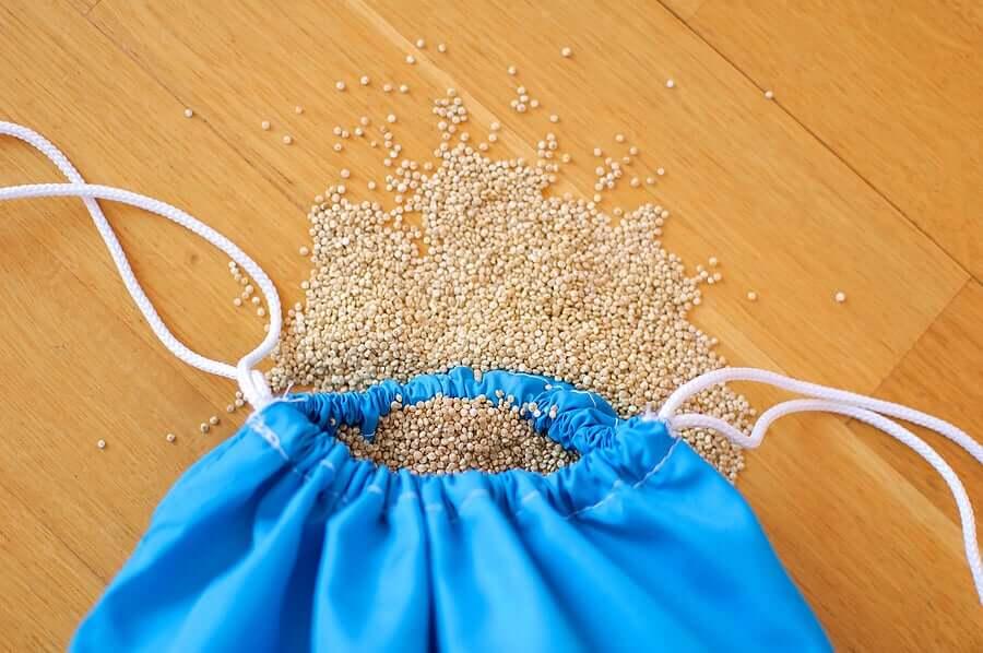 Мешочек с зерном