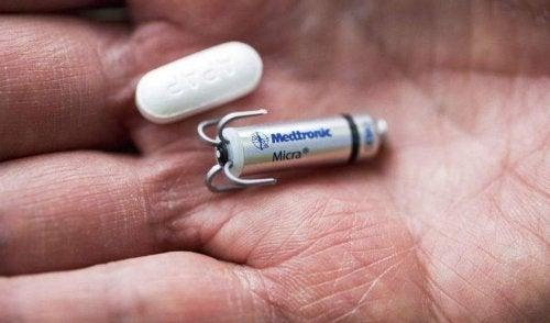 Micra: самый маленький в мире кардиостимулятор, который можно установить без хирургического вмешательства
