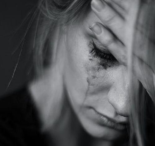 Чёрная полоса и плач