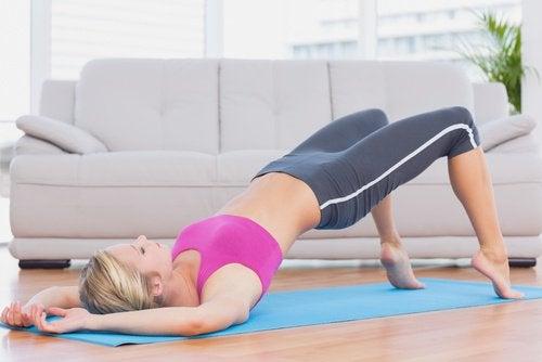 Упражнения, которые позволят держать мышцы влагалища в тонусе