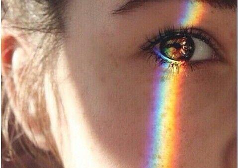 Радуга в глазах и эмпатия