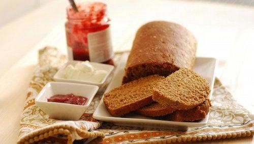 Ржаной хлеб поможет похудеть