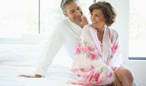 Секс и менопауза