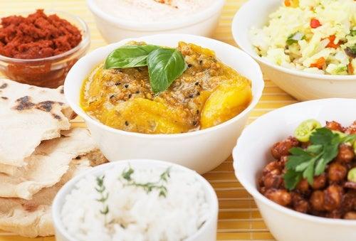 Индийская кухня и снижение веса