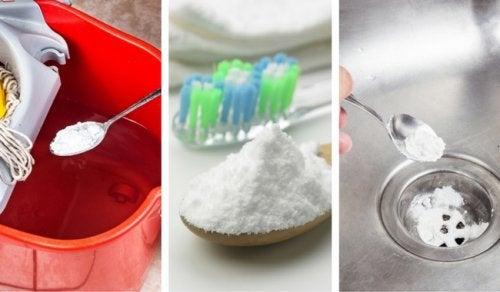 Пищевая сода: необычные способы применения