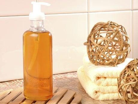 Жидкое мыло в экстренной ситуации
