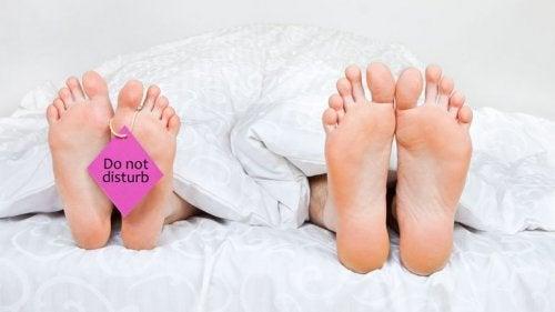 Асексуальность и проблемы в сексе