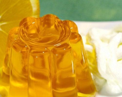 В каких продуктах есть желатин