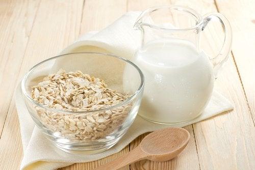 Овсяное молоко и запор
