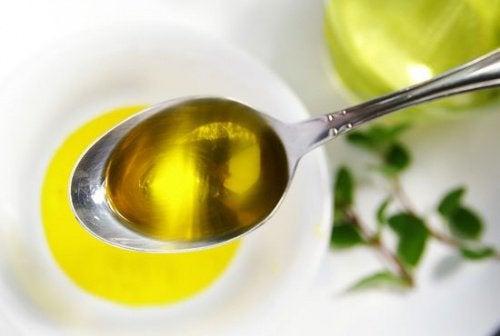 Оливковое масло и запор