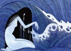 Женщина и океан