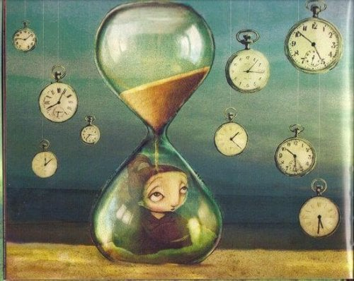Песочные часы и старость