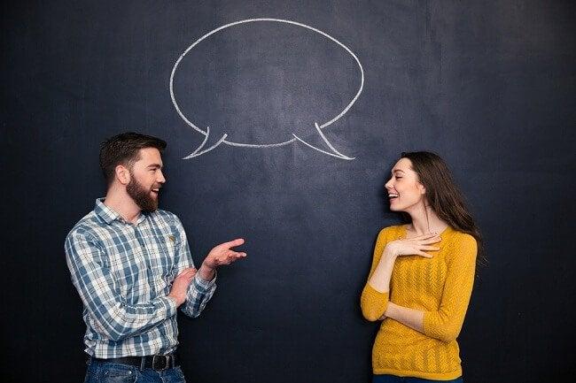 Уметь слушать и вести диалог