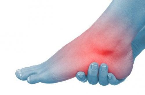 Артроз голеностопного сустава: симптомы и лечение