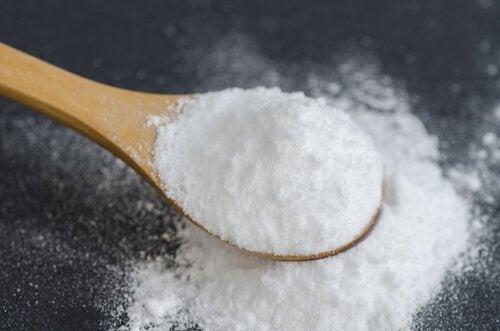 Удалить родинки пищевой содой