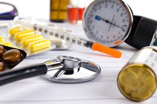 Диабет и гипертония
