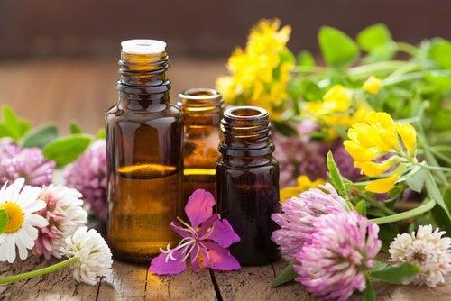 Эфирные масла и приступы тревоги