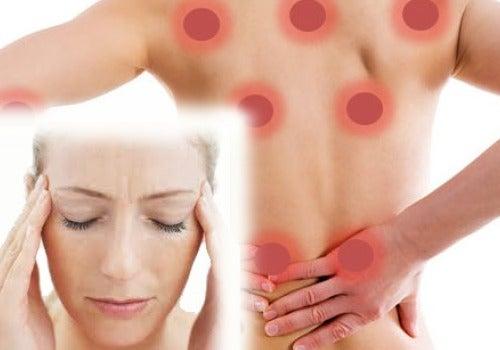 Фибромиалгия и боль в суставах