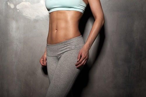 Плоский живот: научитесь правильно прорабатывать мышцы нижнего пресса!