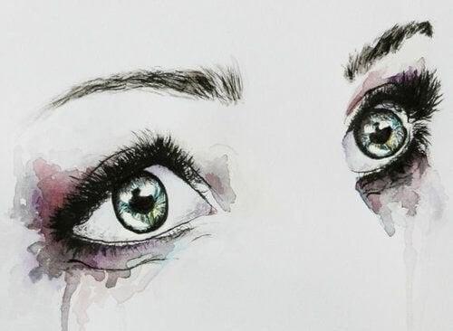 Плакать из-за стресса