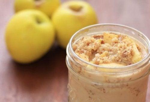 Киноа, корица и яблоки на завтрак: чем они полезны?
