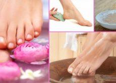 Пищевая сода и грибок на ногтяз
