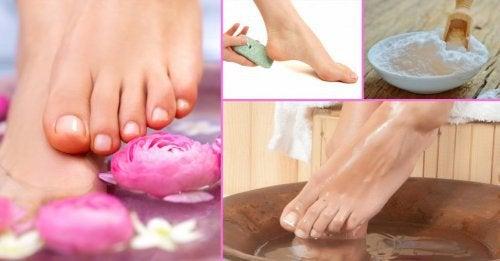 Пищевая сода поможет справиться с грибком на ногтях!