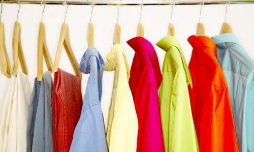 Использовать старую одежду