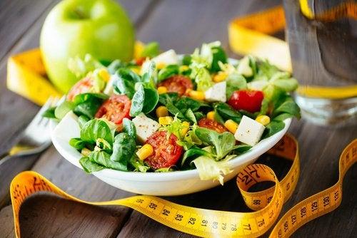 Как похудеть и не отказываться от разнообразия в еде