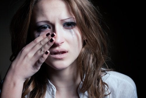 Слёзы женщины