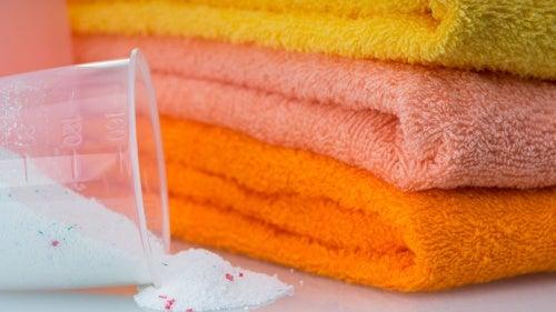 5 способов отбелить полотенца в домашних условиях!