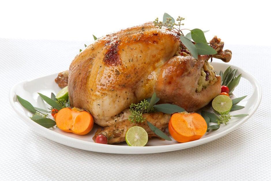 Мясо курицы полезно съедать на ужин