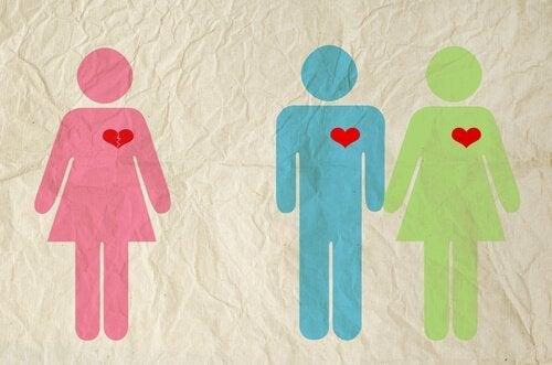 Неверность разрушает пары