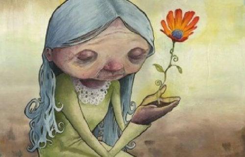 Старость не пугает, если заботиться о том, чтобы расти как личность