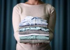 Сушить одежду нужно с умом