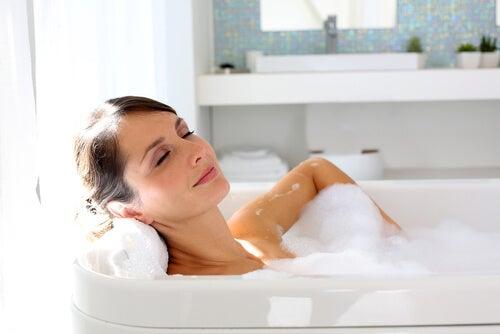 Ванна и приступы тревоги