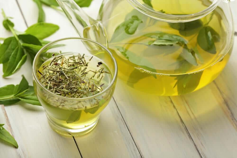Зеленый чай и вздутие живота