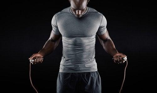 Скакалка улучшает кровообращение