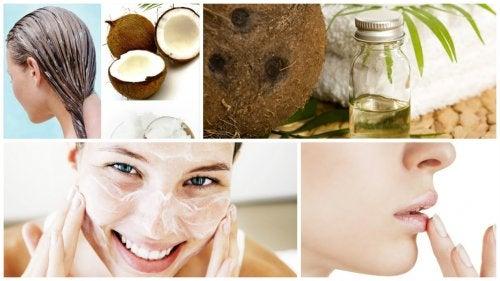 9 способов применения кокосового масла