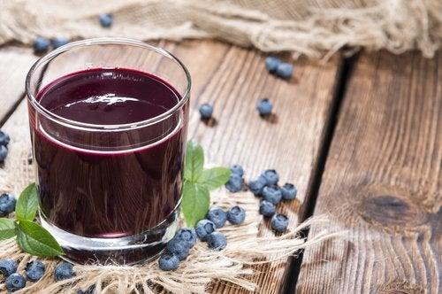 Клюквенный сок и воспаление десны
