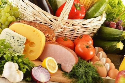 Сбалансированная диета укрепляет мозг